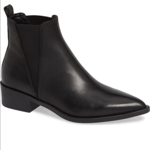 9da55df4a5e NEW Steve Madden Jerry Leather Booties. M 5c69c4cc409c15e4bf244949
